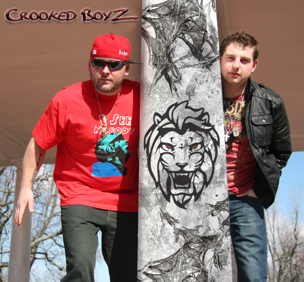 Live Entertainment Hip Hop Crooked Boyz