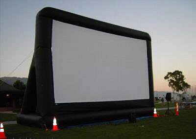 Outdoor Drive in
